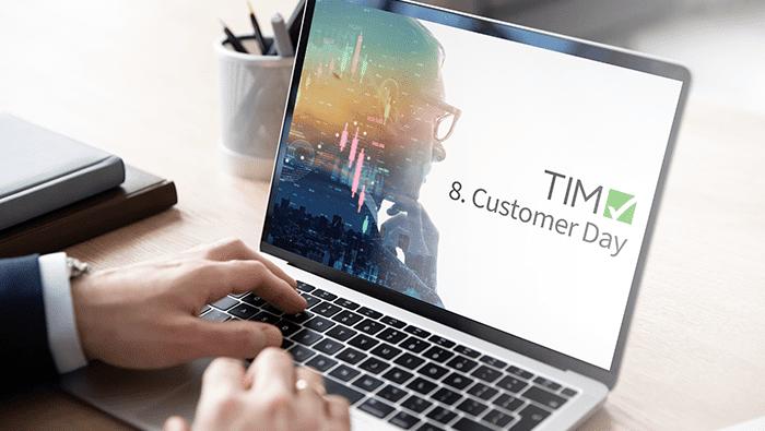 TIM Solutions lädt zum 8. Customer Day ein